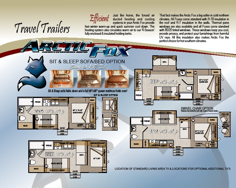 trailer town new coachmen arctic fox dealership in