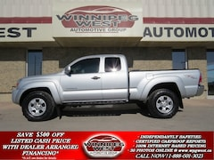 2007 Toyota Tacoma TRD V6 4X4, LOCAL TRADE, FULL TOYOTA SERVICE HIST! Truck Access Cab