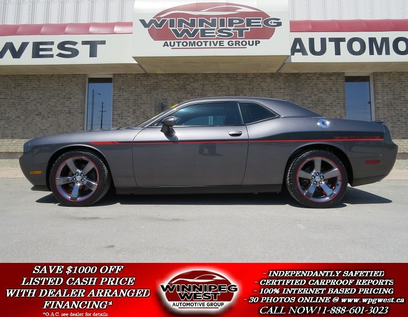 Used For Sale | Cars |Performance | Winnipeg West Automotive Group