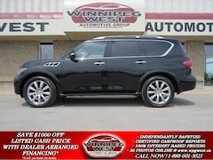 2013 INFINITI QX56 FLAWLESS 7 PASS, ALL OPTIONS, 8500LB TOW RATING! SUV