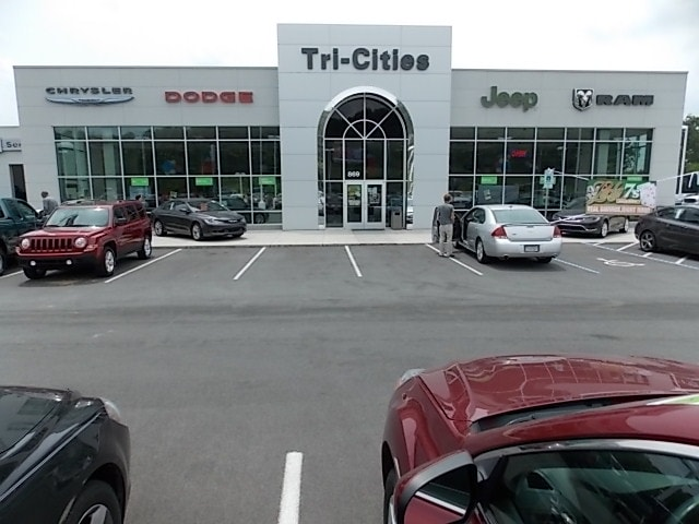 Tri Cities Nissan Used Cars