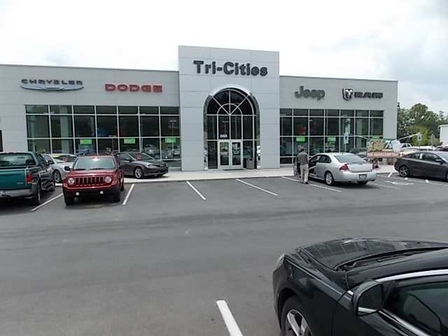 Tri Cities Car Sales Llc
