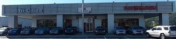 Nissan Dealer near Bristol TN