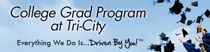 College Grad Program At TriCity Subaru Somersworth NH - Subaru graduate program
