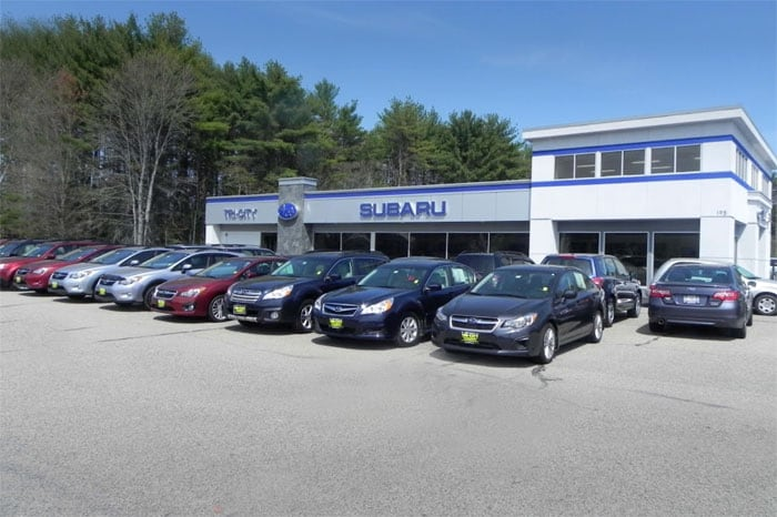 Tri City Subaru: Subaru Dealership Somersworth NH | Near ...