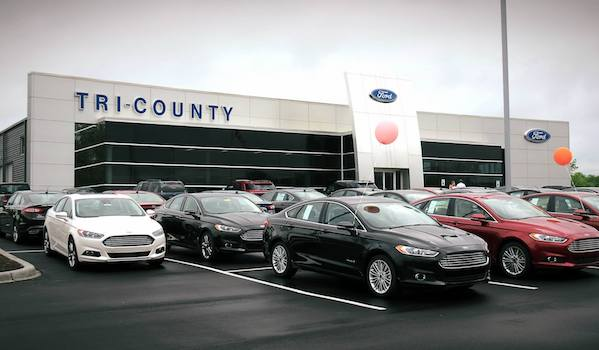 Tri-County Ford employment