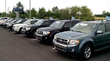 Used Cars for Sale in Buckner