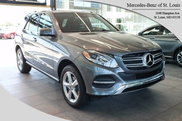 New 2018 Mercedes-Benz GLE 350 GLE 350 SUV in St Louis