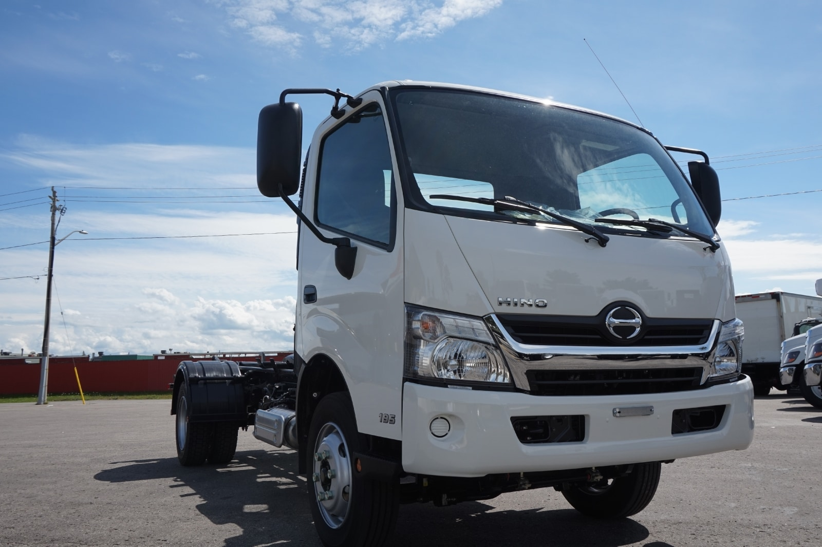 New 2016 HINO 195-149 w/XR5L Multilift Hooklift System For ...
