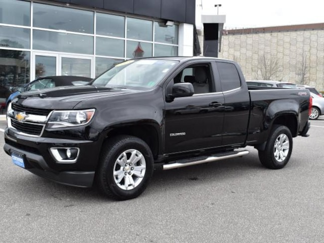 2015 Chevrolet Colorado LT Truck Extended Cab