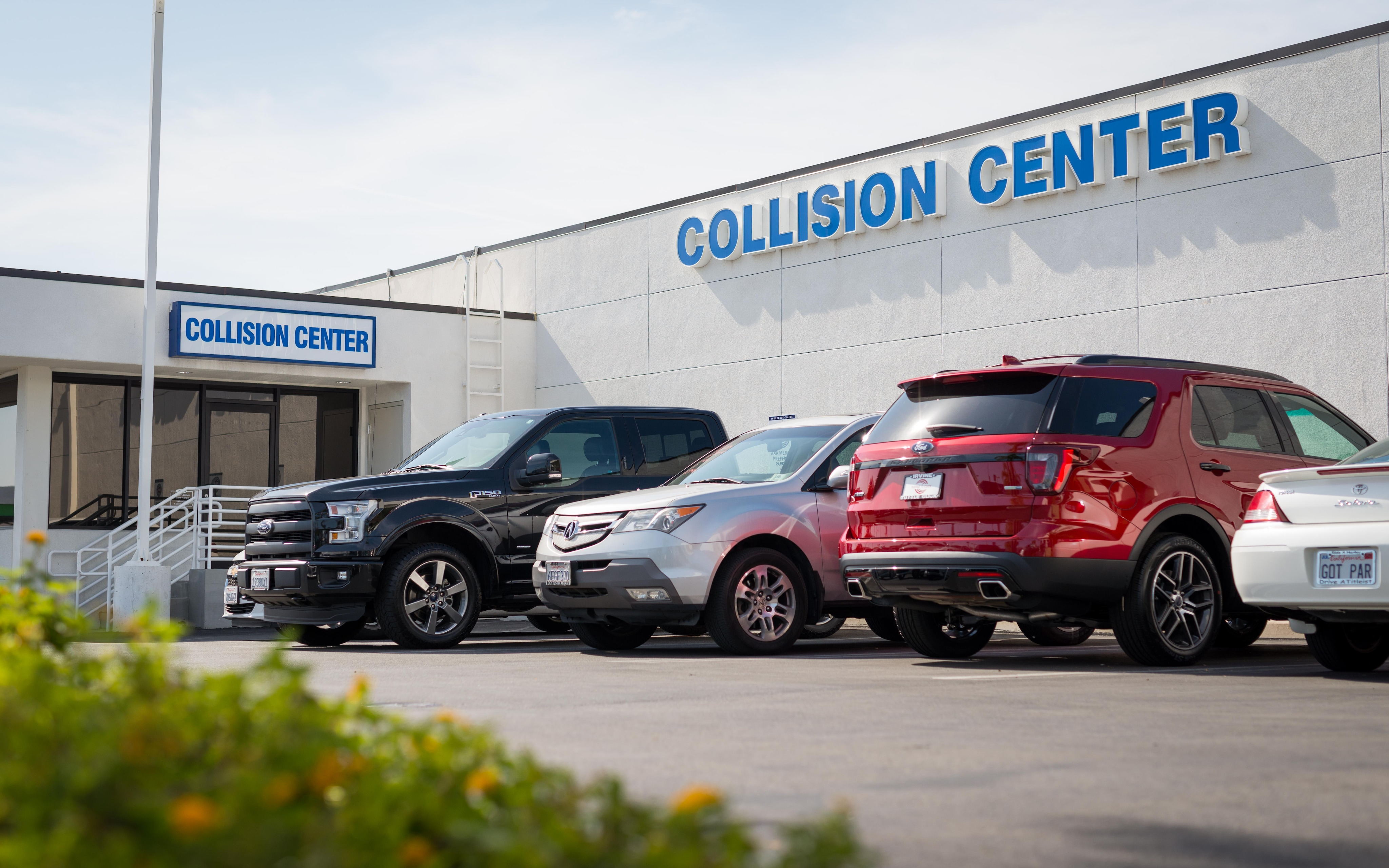 TuttleClicks Capistrano Ford New Ford Dealership In San Juan - Ford collision center