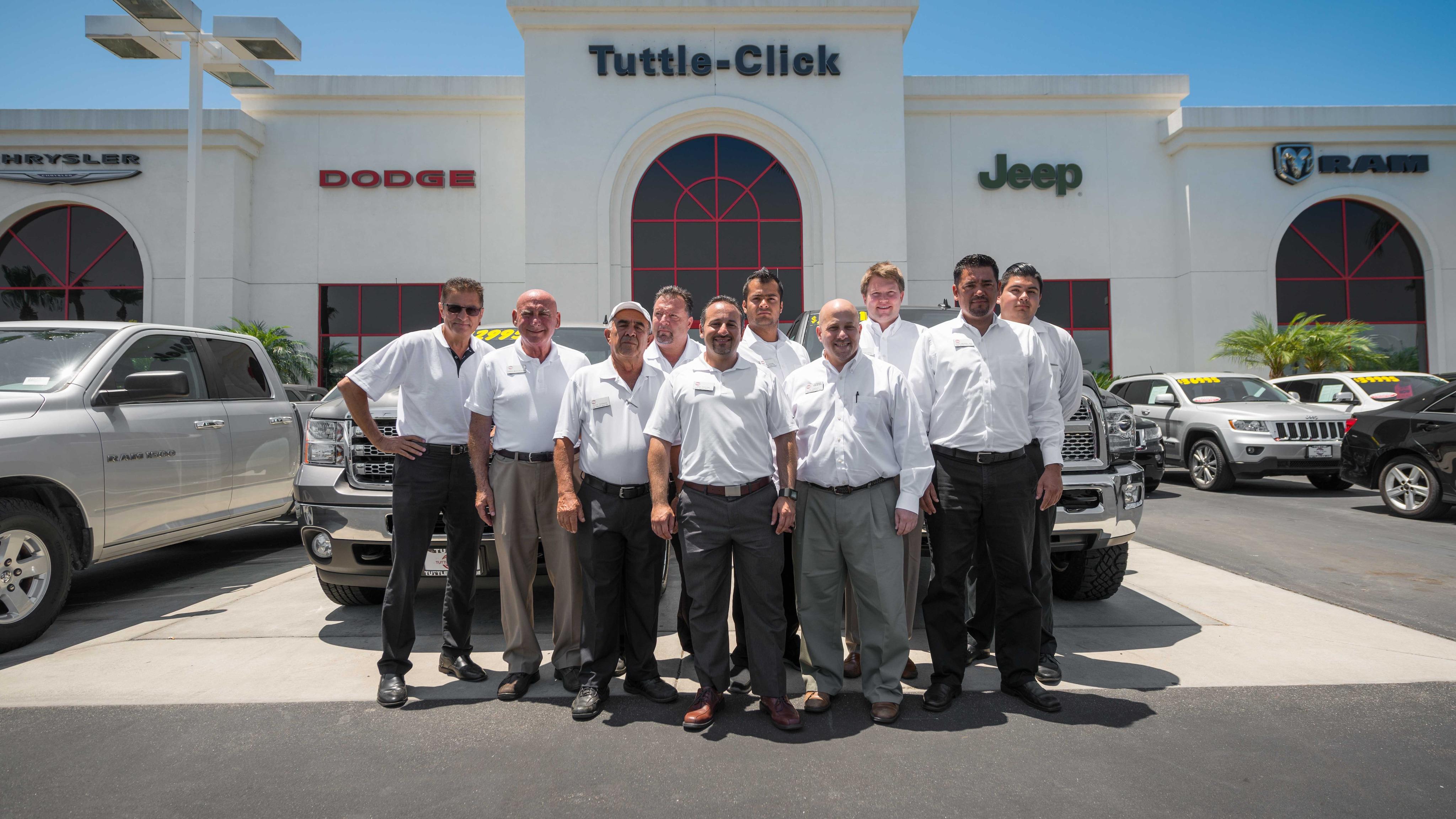 Tustin Chrysler Jeep Dodge >> Tuttle-Click's Tustin Chrysler Jeep Dodge Ram | New Chrysler, Dodge, Jeep, Ram dealership in ...