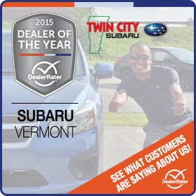 2015 DealerRater Dealer of the Year