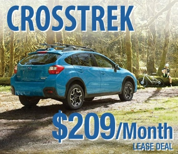 2017 Subaru Crosstrek  Lease Deal