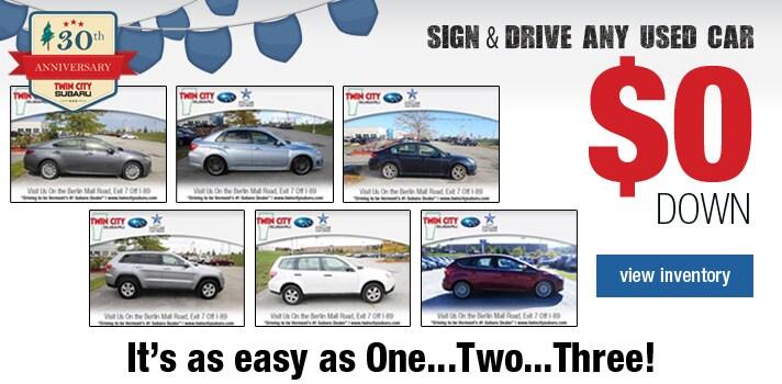 2016 Subaru Outback Lease  Deal