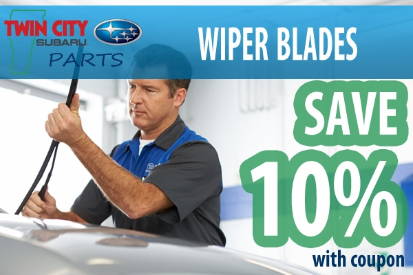 Subaru Wiper Blades Coupon