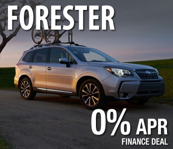 2017 Subaru Forester  Finance  Deal