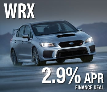 2018 Subaru WRX Finance Deal