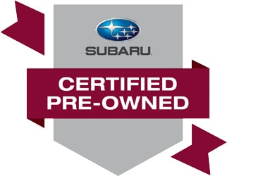 Certified Pre-Owned Subaru Vermont