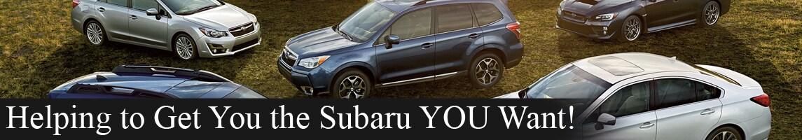 The Twin City Subaru Finance Team is Here to Help!