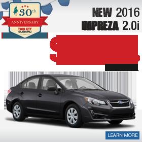 Subaru Impreza Lease Deal