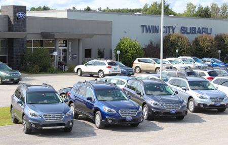 Twin City Subaru Berlin Vt Vermont Subaru Dealership