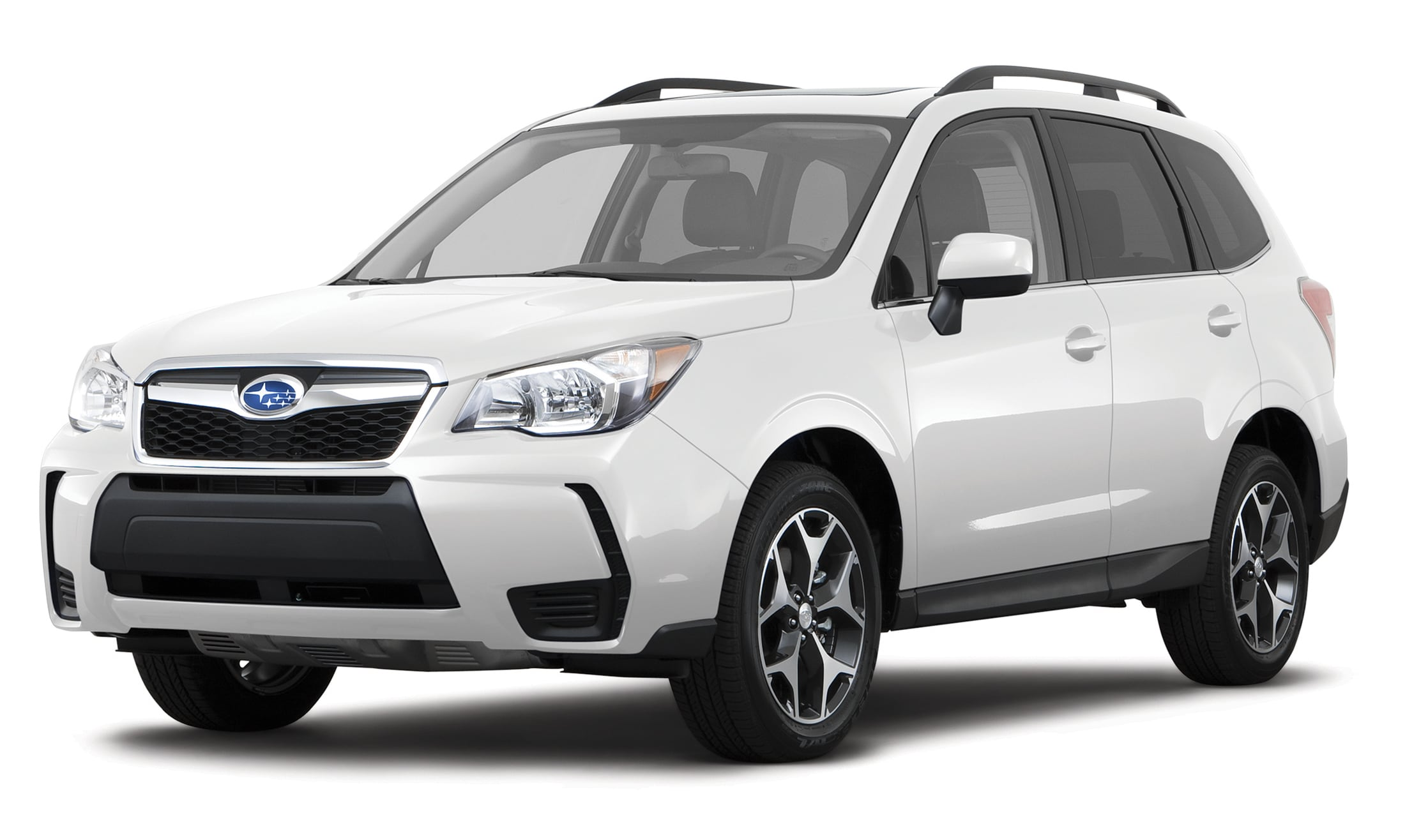 2014 subaru forester trim levels and options twin city. Black Bedroom Furniture Sets. Home Design Ideas
