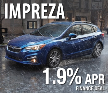 2017 Subaru Impreza  Finance  Deal