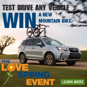 Test Drive and Win