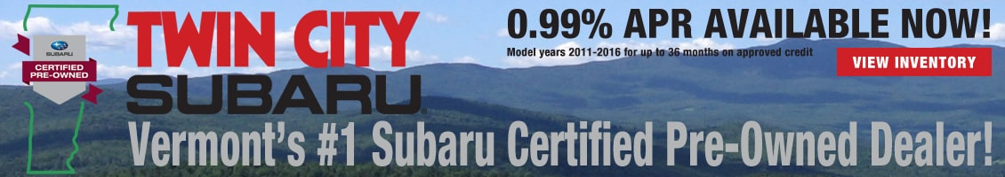 Certified Subaru for Sale