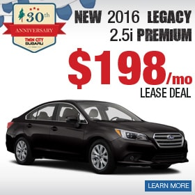New 2016 Legacy Lease Deal