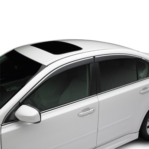 Subaru Accessories Rain Guards