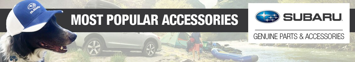 Best Selling Subaru Accessories
