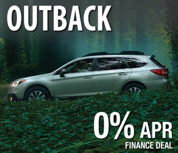 2017 Subaru Outback  Finance  Deal