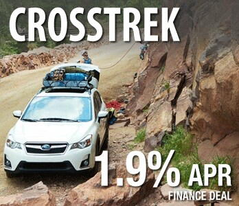 2017 Subaru Crosstrek  Finance Deal