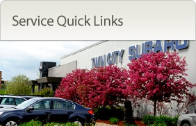Subaru Service Quick Links