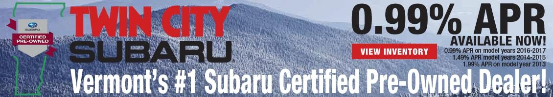 Certified Subaru  for Sale
