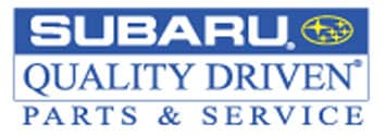 Genuine Subaru Parts and Quality Driven Service Service