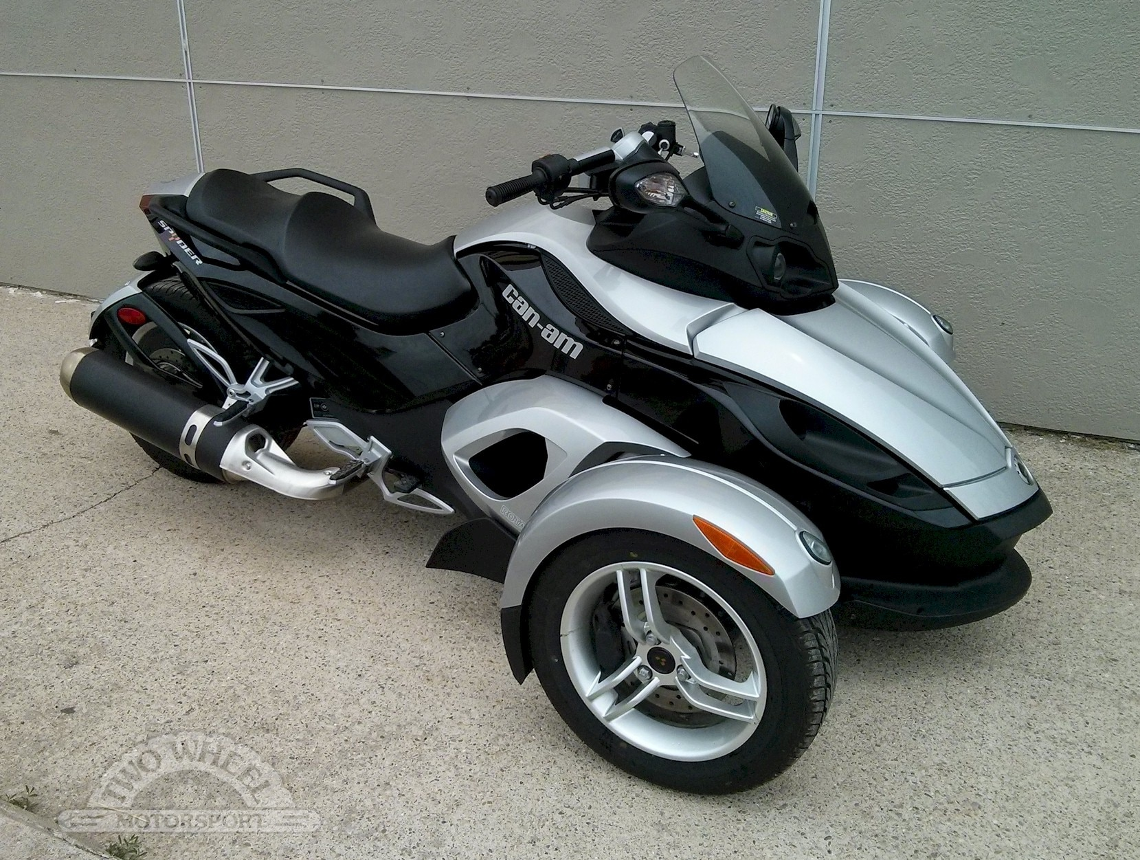 Can am spyder roadster 0 60 autos post