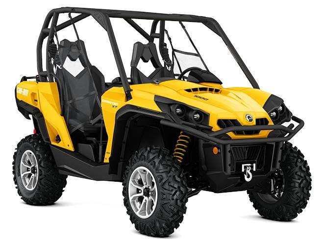 2017 CAN-AM Commander 1000 XT
