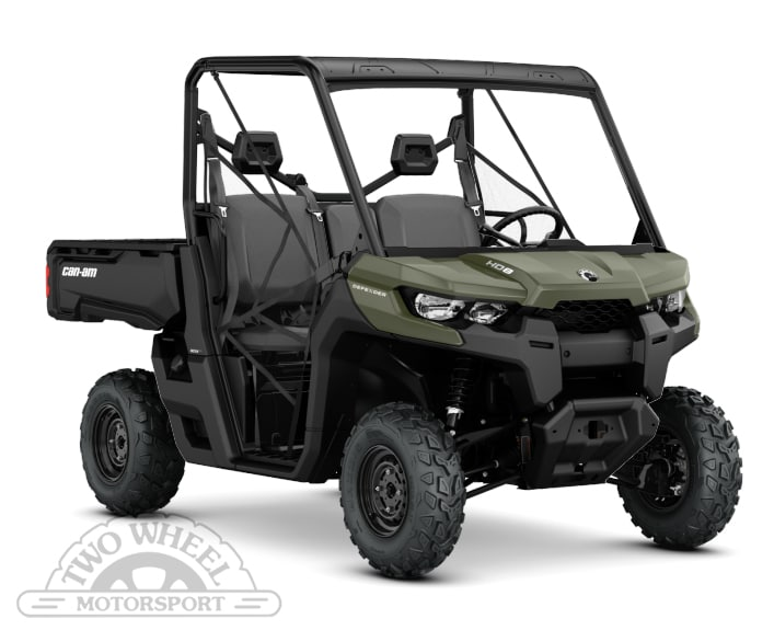 2016 CAN-AM Defender HD8 Convenience - Price includes Freight, PDI, and other Fees!