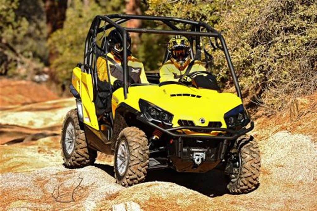 2016 CAN-AM Commander 1000 XT -