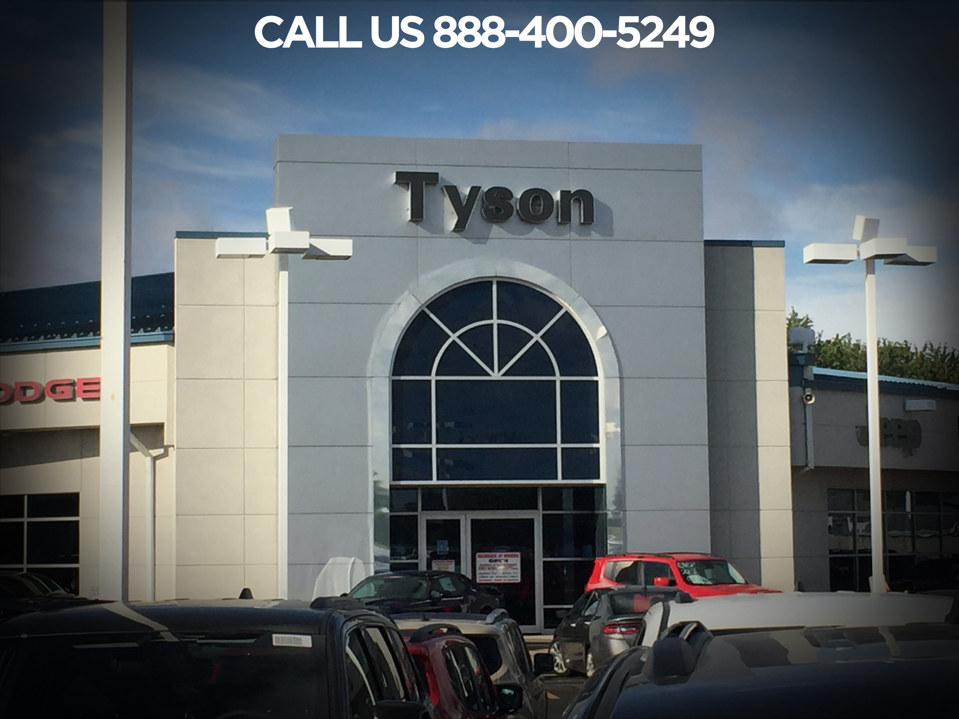 About tyson motor corporation in shorewood il joliet for Tyson motors service hours