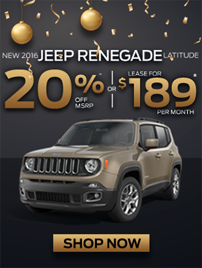 Year End Chrysler Dodge Jeep Ram Incentives Shorewood Il