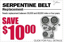 Serptentine Belt