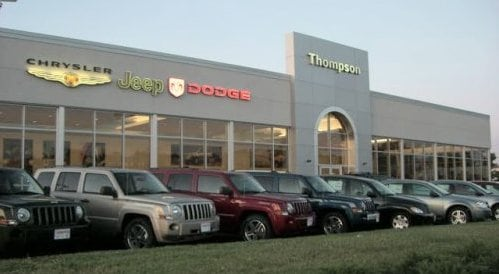 Thompson Chrysler Jeep
