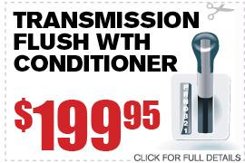 Toyota Transmission Flush Service Dallas Texas