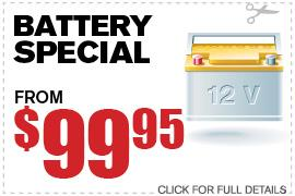 Toyota Battery Special Dallas Texas