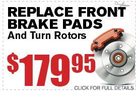Toyota Brake Pads Dallas Texas
