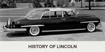 History of Lincoln